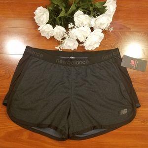 New Balance Black Shorts Medium